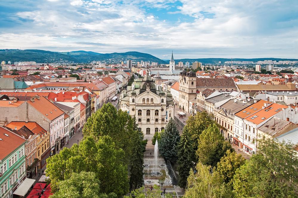 Košice Slowakije