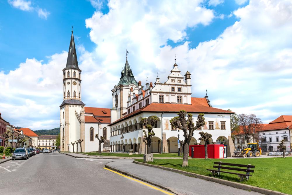Levoča Slowakije