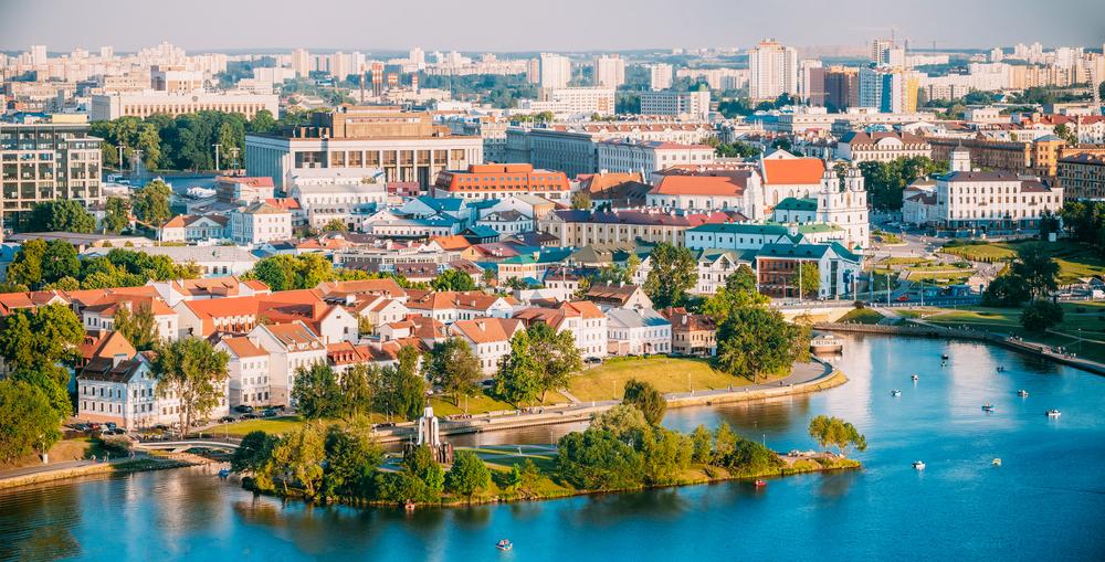 Minsk Wit-Rusland