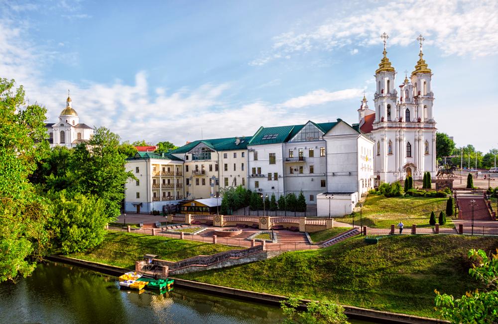 Vitebsk Wit-Rusland