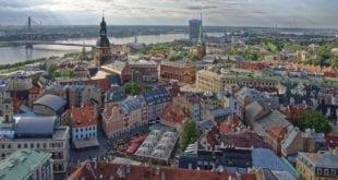 Riga in Letland