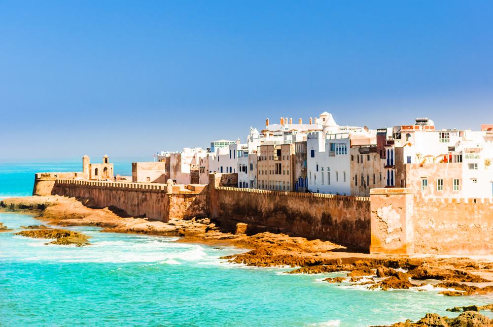 Essaouira in Marokko