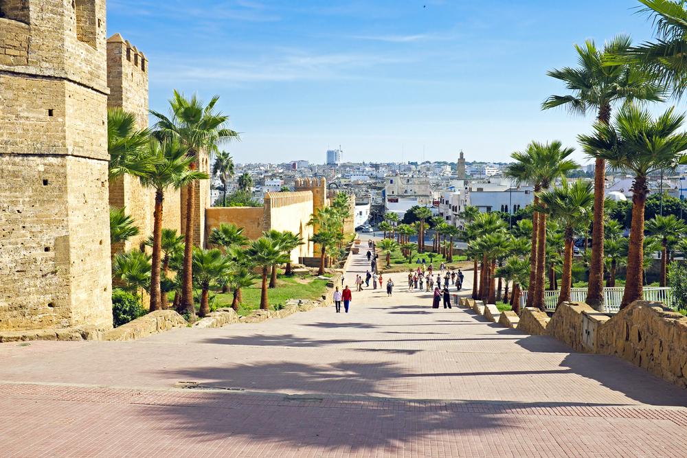 Rabat in Marokko