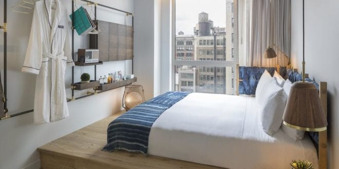 Dit zijn de 10 coolste hotels in New-York