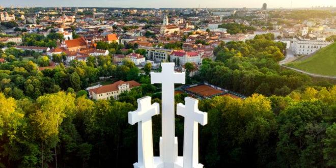 10 Prachtige bezienswaardigheden in Vilnius